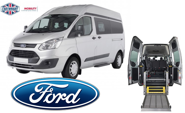 Ford Transit Wheelchair Access Lift