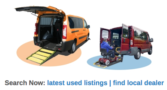 Wheelchair accessible vehicles Preston