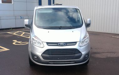 2018 Ford Tourneo