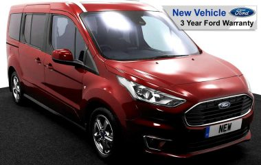 2020 Ford Tourneo