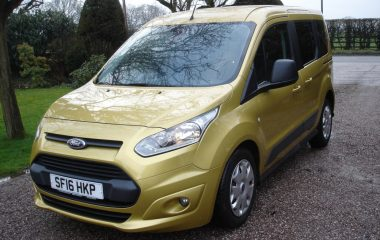 2016 Ford Tourneo